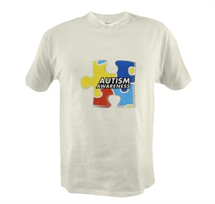 Autism Awareness T-shirts - Small