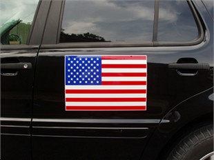 American Flag Magnet - 12&quot; x 18&quot;