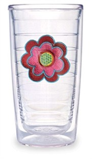Daisy Flower Power Tervis Tumbler 16 oz